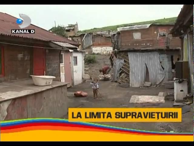 Asta-i Romania - Dallas, cartierul in care oamenii au ajuns la limita supravietuirii!