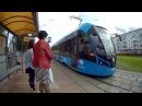 Трамвай 7 метро Бульвар Рокоссовского Площадь Тверской Заставы