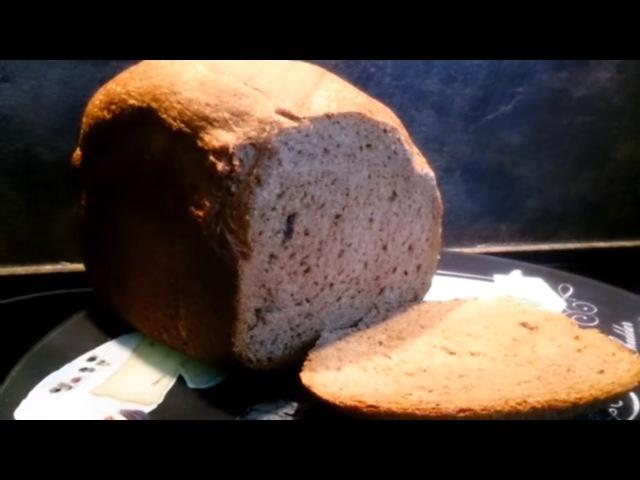 Хлеб с черносливом в хп Redmond Bread with prunes