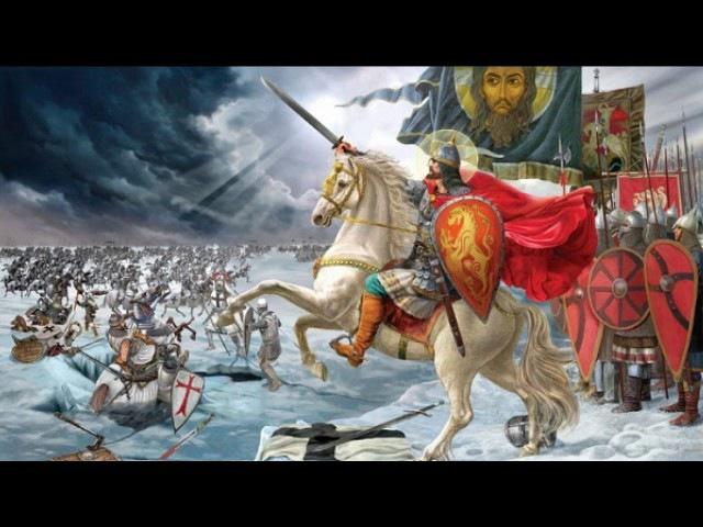 Ледовое побоище (рассказывает историк Игорь Данилевский)