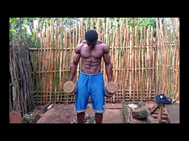 İmkansızlıklara Aldırış Etmeyen AFRİKALI SPORCULAR - Fitness Motivasyon