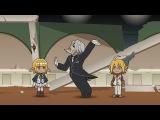 Sebas's Dance (AMV, Overlord Pure Pure Pleiades, Владыка Пле-пле-плеяды, Pendulum - Tarantula)