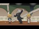 Sebas's Dance AMV Overlord Pure Pure Pleiades Владыка Пле пле плеяды Pendulum Tarantula