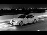 CARэто. Тест-драйв. Обзор. Mercedes E55 AMG W210. Граната в плюшевой игрушке.