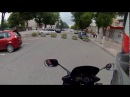 Жестокое ДТП Мотоцикл Yamaha и Ваз 2106 Авария Беларусь