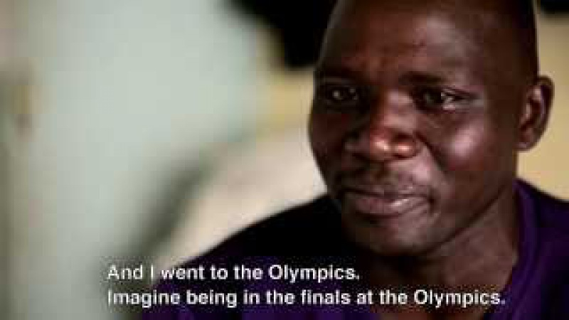 Julius Yego - Mr YouTube - Olympics 2012