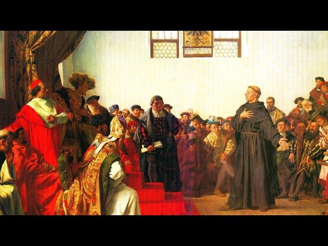 Туалетные озарения Мартина Лютера