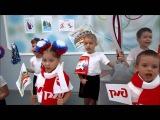 Гимн юных олимпийцев. Детский сад № 115 ОАО РЖД ГНОМИК