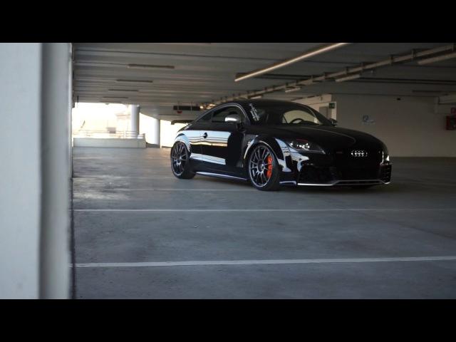 Stanced Audi TTs - SpritzFamilia