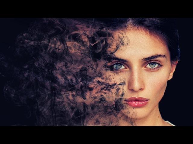 Smoke dispersion face photoshop effect tutorial cs6/cc
