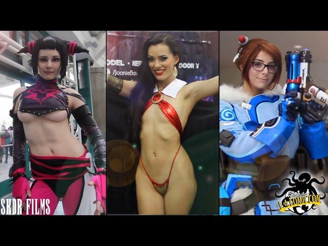 Stan Lees LA Comic Con 2016 Cosplay Music Video - Take FlightScream