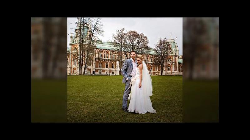 Актер Кирилл Сафонов его жена Александра Савельева и дочь Анастасия от первого ...