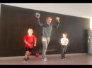 Крепыши (Омск) - анонс занятий с мячом (Яна Игоревна Крицкая)