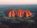 ULURU DRONE FOOTAGE AUSTRALIA - 4K