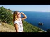 Крым. Встретили ЗМЕЮ на пути к пляжу! Как совместить приятное с полезным? ПЛЯЖ и С...