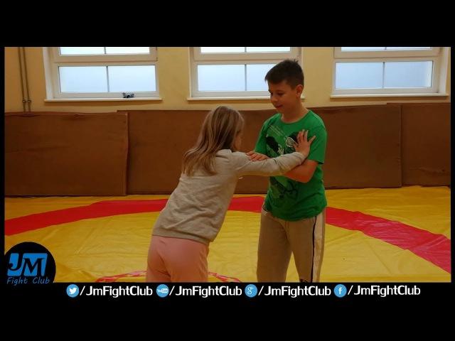 Girl vs Boy amazing Fighting Training | JM Fight Club