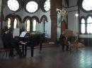 Брамс - Вч. соната № 1 e-moll, op. 38 Даниил Зайцев, Евгений Соловьёв