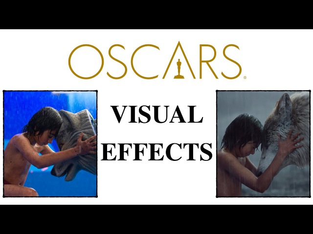 Oscars in One Minute: Visual Effects - 2017