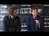 Kaiser Chiefs at 2017 Ricky and Simon talk meeting Brad Pitt and the band's next album