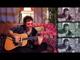 Sgt. Pepper's Lonely Hearts Club Band '' Acoustic Guitar
