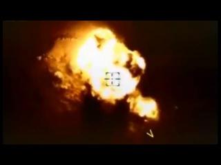 ВКС России выявляет и уничтожает боевую технику и транспорт террористов в район...
