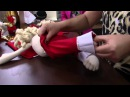 17 12 2014 Papai Noel boneco por Jo Cruz Parte 2 2