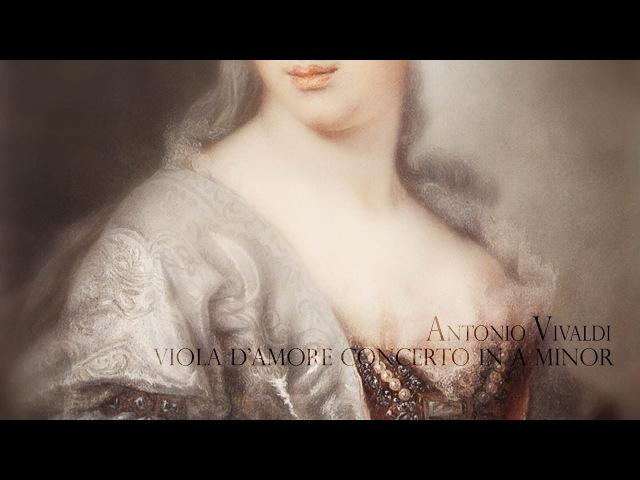 A. VIVALDI Viola damore Concerto in A minor RV 397, Ars Antigua