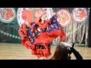 Цыганский танец Пошунэньте хореограф постановщик Виктория Черная