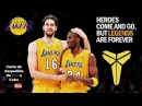 "Top 100 Plays of 2007-2010 Los Angeles Lakers' ... "" Better Than 2017 Golden State Warriors? """