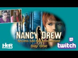 Nancy Drew Secrets Can Kill REMASTERED Day One Twitch  HeR Interactive
