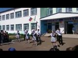 Флешмоб 11 класса с директором ))) 25.05.17 (с. Лагерево)