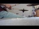 Обычный тренировачный день на барабанах