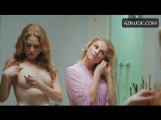 Nudes actresses (Heather Lind, Heather Litteer) in sex scenes / Голые актрисы (Хезер Линд, Хезер Литир) в секс. сценах