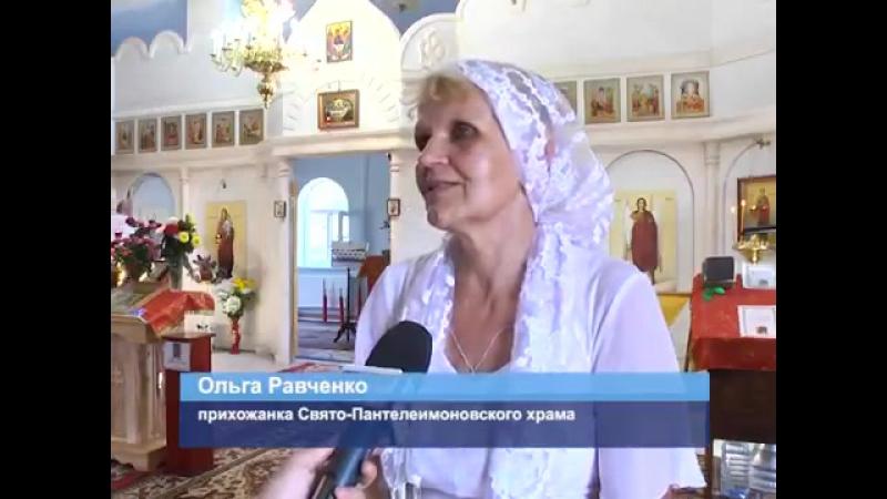 В поселке Семейкино завершилась реконструкция Свято-Пантелеймоновского храма
