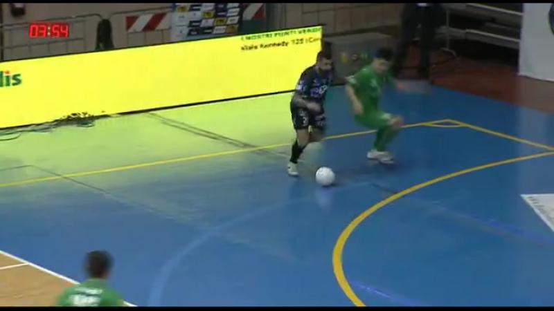 Italy League - Round 4 - Axed Group Latina 6x5 Real Rieti
