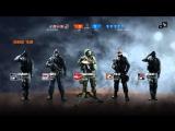 Обзорчик на Rainbow Six: Siege.
