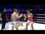 Русский Коммандос vs. Чемпион мира по тайскому боксу