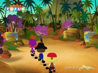 1. Sezon 3. Bölüm - Karayip Maymunları