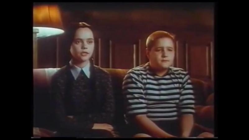 Ценности семейки Аддамс - Трейлер (1993, Немецкий)
