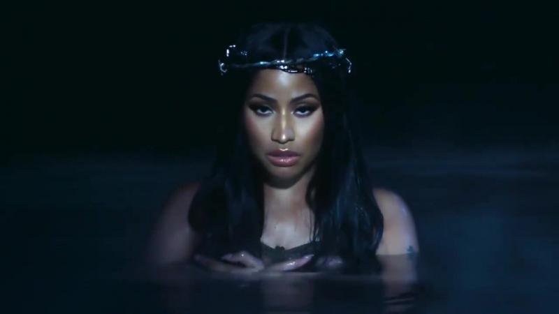 Nicki Minaj - Regret In Your Tears (новый клип 2017 Ники Минадж)