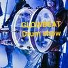 Glowbeat - барабанное шоу барабанщиков