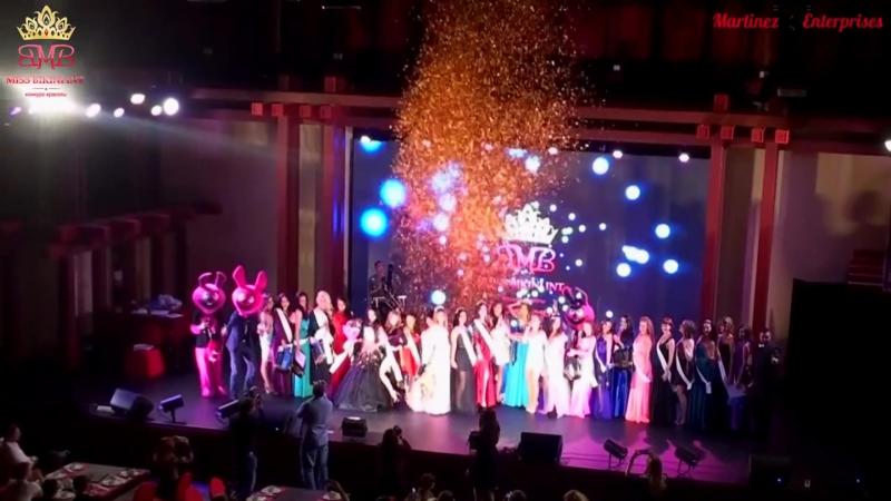 Пуск 1000 гр. Конфетти на Конкурсе MISS BIKINI Санкт-Петербург 2017