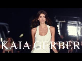 Kaia gerber - models - ss18 -