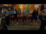 Танцевальная лихорадка 9 отряд (отбор)