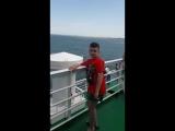 Паром.Порт Кавказ.