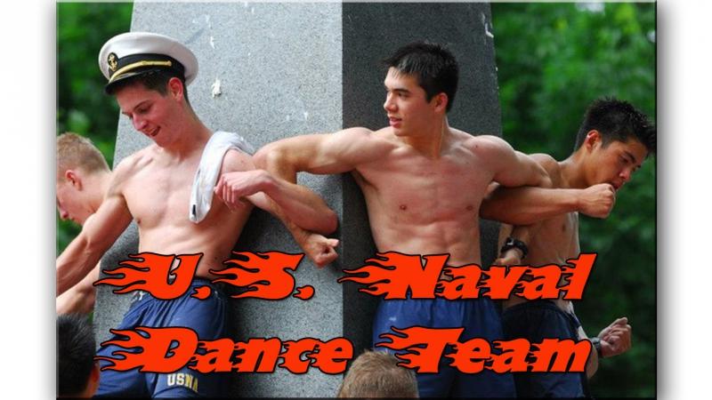 U.S. Naval Academy Dance Team. Great Job! Танцевальная команда Военно-морской академии США.