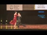 Дмитрий Васин и Согдиана Хамзина Mundial de tango 2017
