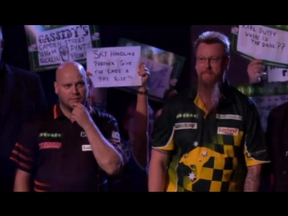 2017 World Grand Prix of Darts Round 1 Whitlock vs Kist