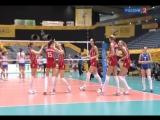 09.11.2010. Волейбол. Чемпионат мира. Женщины. Сербия - Россия