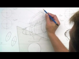 15 - 9. Drawing an Odd Vehicle using Reference Planes plus Various Propellers